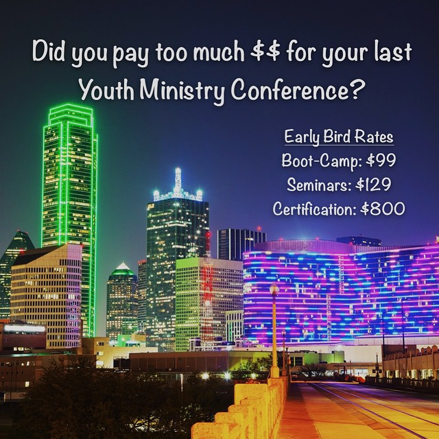 Spark Youth Ministry Conference